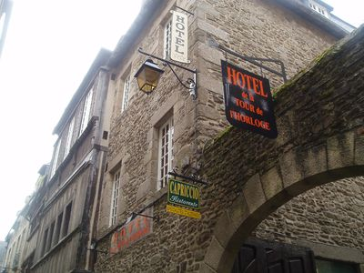 Hotel De La Tour De L Horloge