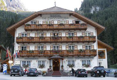 Hotel La Cacciatora