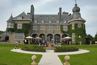Hotel Manoir de Lébioles