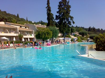 Hotel Aeolos Beach Resort