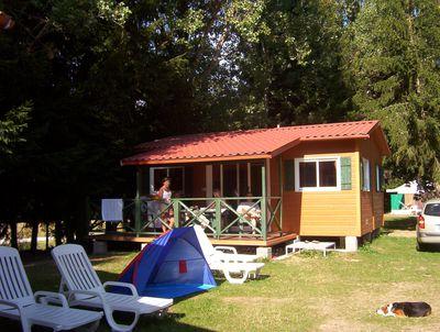 Camping Le Vaubarlet (Glamping)