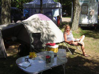 Camping Przy Plazy