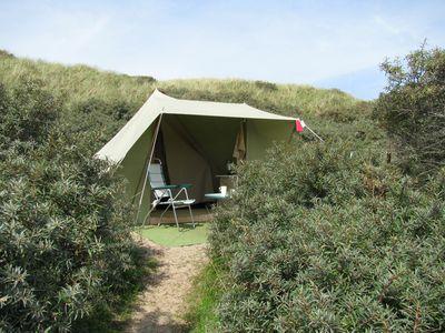 Camping Texelcamping Kogerstrand