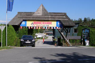 Camping Strandcamping Turnersee Breznik