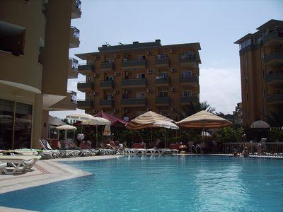 Aparthotel Kleopatra Royal Palm