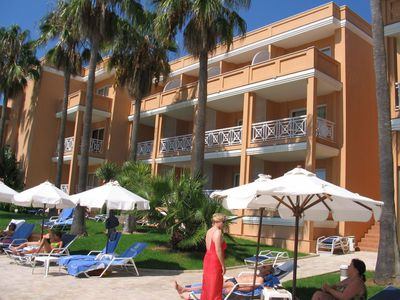 Hotel Hipotel Playa la Barrosa