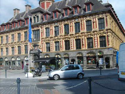 Hotel Novotel Lille Centre Gares - Flandres
