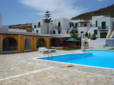 Hotel Mr & Mrs White Tinos Boutique Resort