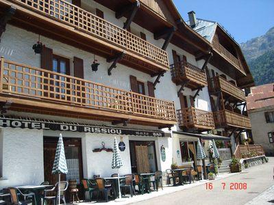 Hotel Le Rissiou
