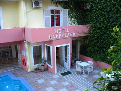 Appartement Happyland