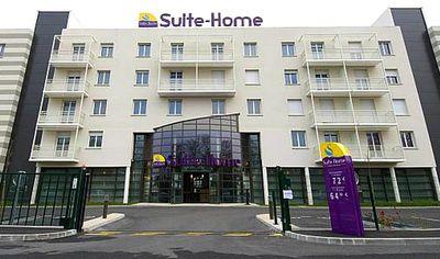 Aparthotel Suite-Home