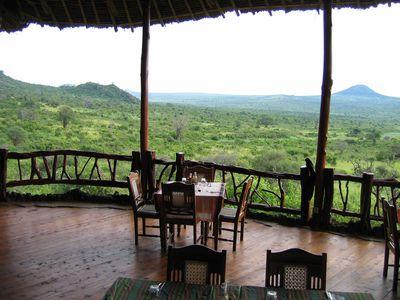 Lodge Ngulia Safari