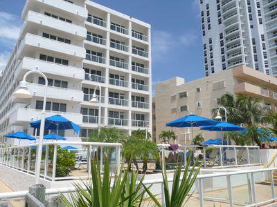 Hotel Best Western Atlantic Beach Resort