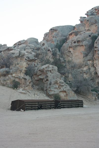 Camping Ammarin Bedouin Camp