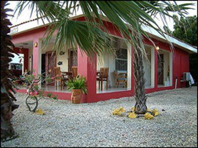 Vakantiehuis Bonaire Exclusief Park