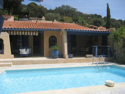 Vakantiehuis Le Paradis Bleu I