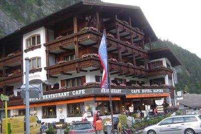Hotel Alpina Zugspitze