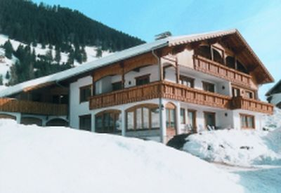 Appartement Haus Goldeck