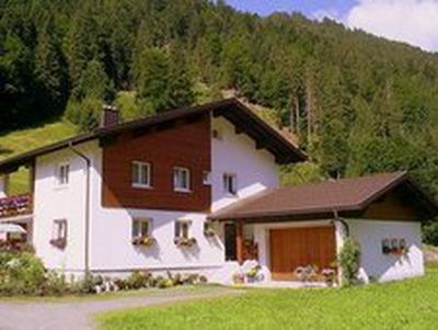 Chalet Haus Rudigier