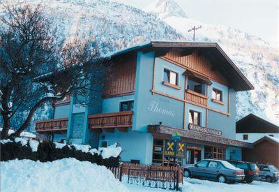 Chalet Haus Thomas