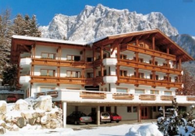 Appartement Alpen Appartementen Cristall