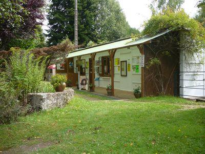 Camping L' Hermitage de Chévigny