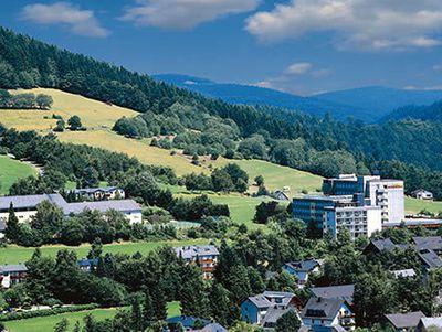 Hotel Kurhotel Hochsauerland 2010