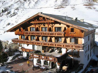 Aparthotel Alt Vent-Tyrol