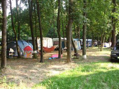 Camping The Vineyard