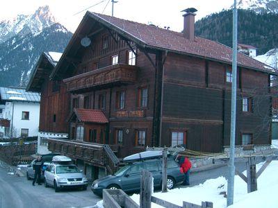 Appartement Bauernhof Grube