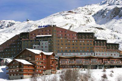 Hotel Club Med Alpe d'Huez la Sarenne