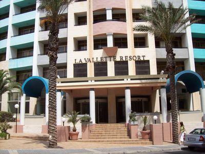 Aparthotel La Vallette Resort