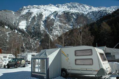 Camping Oetztaler Naturcamping