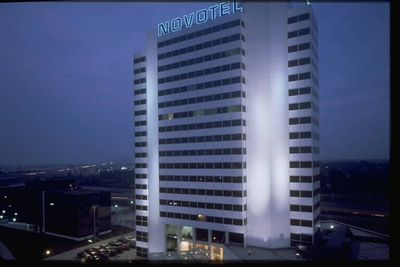 Hotel Novotel Rotterdam Brainpark