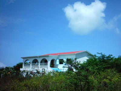 Vakantiehuis Huize Zeezicht
