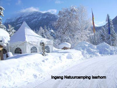 Camping Naturcampingpark Isarhorn