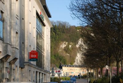 Hotel Mercure Rouen Champ de Mars