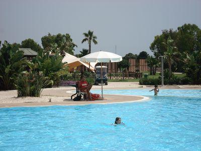 Vakantiepark VOI Arenella Resort