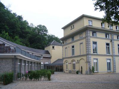 Hotel Castel de Pont a Lesse