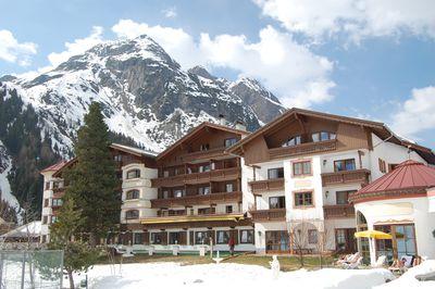 Hotel Verwöhnhotel Wildspitze