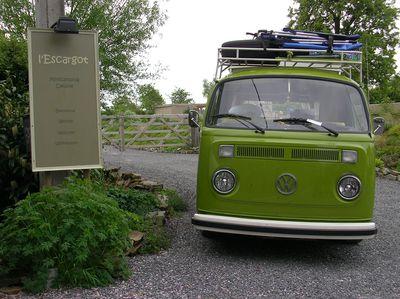 Camping Minicamping L'Escargot