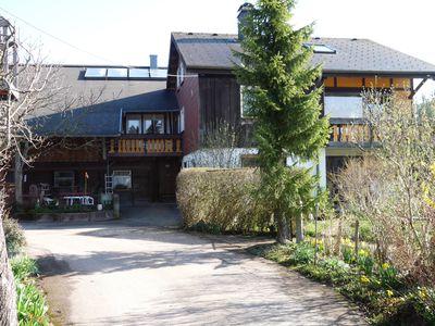 Vakantiehuis Ober Hutneckhof