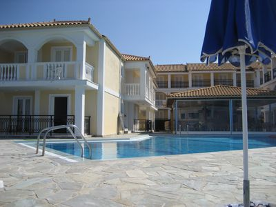 Appartement Boletsos Beach