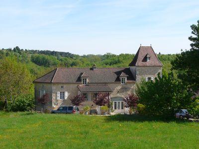 Vakantiehuis Domaine de Fraysse