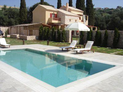 Villa Ionian Dreams Nostos en Lethe