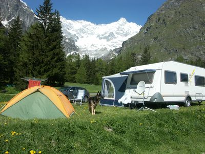 Camping Les Glaciers