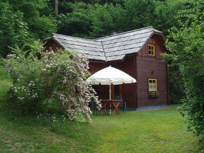 Vakantiehuis Rot am See
