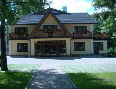 Pension Rezydencja Sienkiewiczówka
