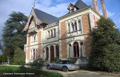 Kasteel Chateau Valcreuse
