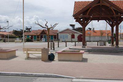 Camping Centre Helio-Marin (CHM) de Montalivet